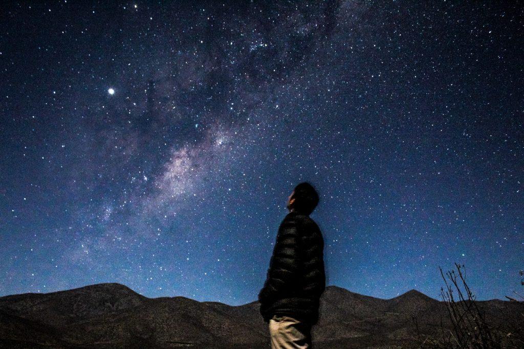 Fotografiando los cielos más limpios de Chile