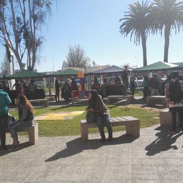 Feria de DismensionD en Instituto Profesional Santo Tomas